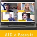 AID e Posso.it: dieci video interviste  per raccontare la dislessia